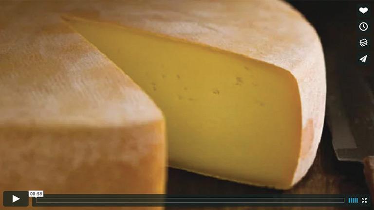 Vidéo nutrition fromage de la reine